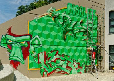 Jéode - Graff les Insolites