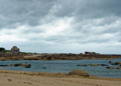 Ile Renote à Trégastel - Bretagne
